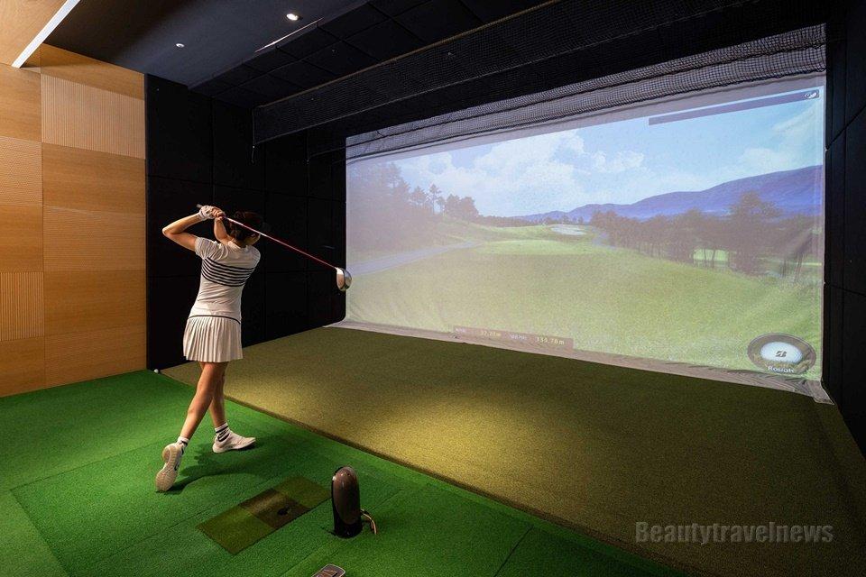 호텔 서울드래곤시티, 가을철 호텔에서 여유롭게 즐기는'스크린 골프 & 스크린 야구 패키지'  선보여